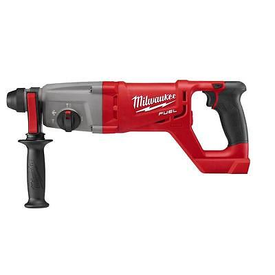 """Milwaukee M18 Fuel 1"""" SDS Plus D-Handle Rotary Hammer Brushless Cordless"""