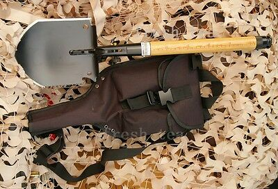 Chinese Military Shovel Survival Tool WJQ-308 II/Q5 With Waterproof Cases Bag