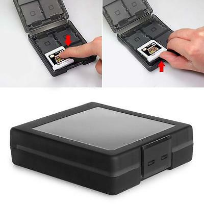 Game Card Carry Case Holder 16 in 1 Cartridge Storage Box for Nintendo 3DS XL DB