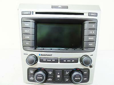 Holden Commodore Radio/cd, 6 Disc In Dash, Non Sat Nav, Berlina 08/06-08/10