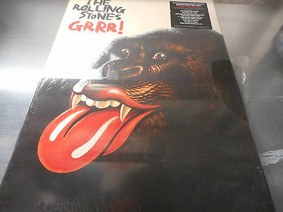 The Rolling Stones-Grrr!-Greatest Hits 1962-2012-Super Deluxe Edition-Nuovo--Cd