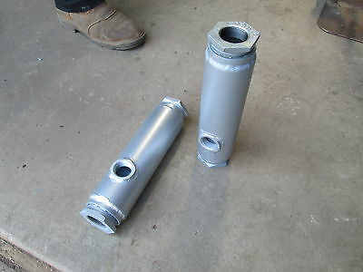 """Submersible Pump Bypass, NEW for 4"""" & 6"""" well casing, for use w/ manual wells"""