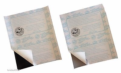 "EZ Mount Static Cling Mounting Cushion Foam Sheet for Rubber Stamps 8½"" x 11"""