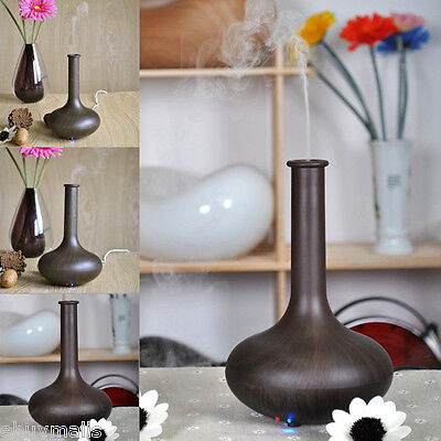 Ultrasonic Electric Oil Essential Burner Aroma Diffuser Humidifier Air Purifier