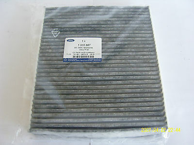 Innenraumfilter Pollenfilter AKTIVKOHLE Original Ford 1315687 Mondeo S-Max Kuga