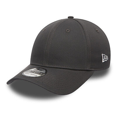 NEW ERA NEW Mens Grey Flag 39Thirty Cap BNWT