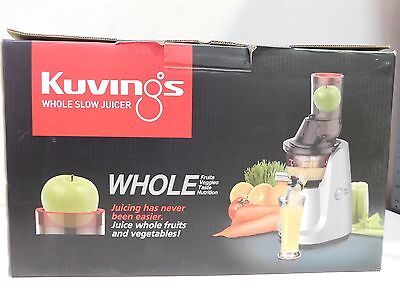 Kuvings Whole Slow Juicer B3000BV