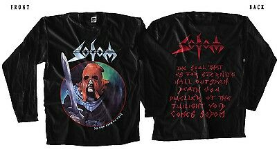 SODOM-In the Sign of Evil-thrash metal band,T-shirt long sleeve-sizes:S to XXL