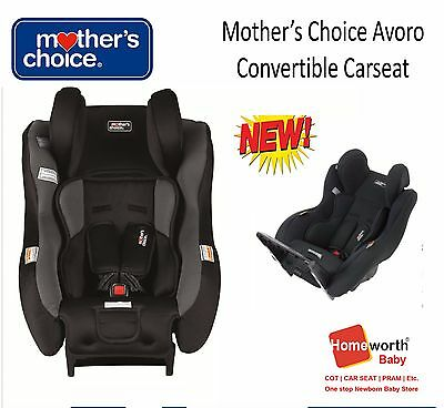 NEW Mother's Choice Avoro Convertible Newboorn to 4 years Car seat Baby Chair