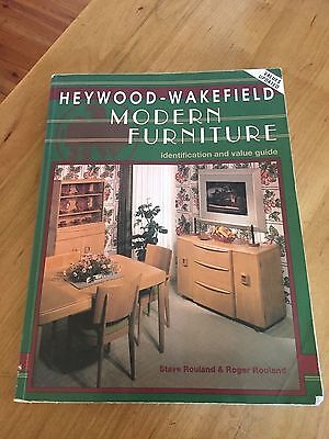Heywood Wakefield Modern Furniture Identification and Value guide