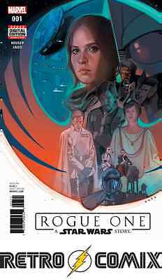 Marvel Star Wars Rogue One Adaptation #1 First Print New/unread Bagged & Boarded