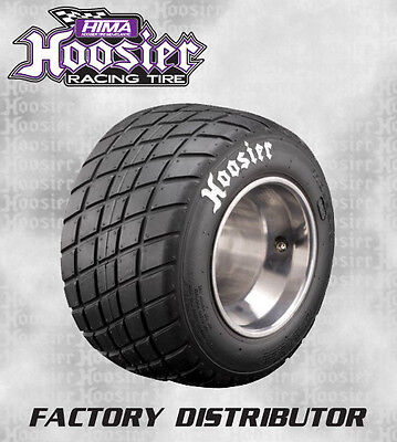 Hoosier 11.0 x 5.5-6  11900 Dirt Treaded Kart Tire D20A QRC