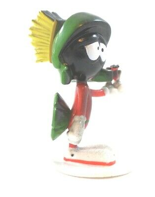 MARVIN Martian Smoked PVC Toy Warner Brothers Looney Tunes WB Lot Cake Topper