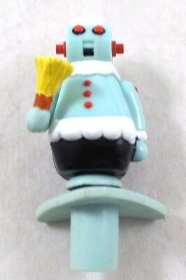 hb Jetsons Rosie The Robot Pencil Topper PVC '92 Denny's