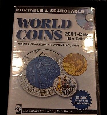 World Coins 2001-Date   8th Edition CD