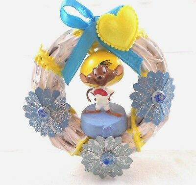 wb Speedy Gonzales PVC MINI nodder Wreath Magnet Warner Brothers Looney Tunes