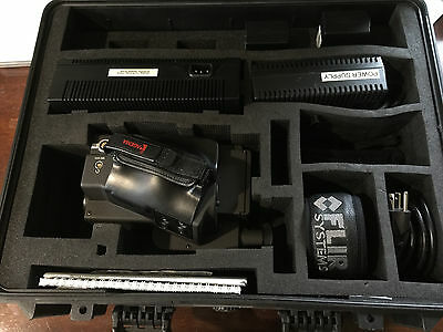 AGEMA/FLIR Thermovision infrared thermal imaging camera system model 570 w/case