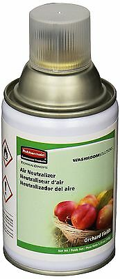 Rubbermaid Commercial Standard Aerosol Refill with Orchard Fields (FG4009... NEW