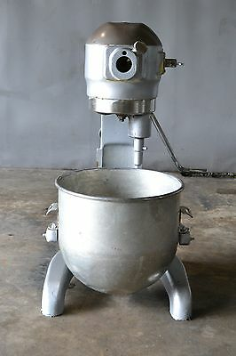 Used Hobart A-200 20QT. Commercial Mixer, Excellent, Free Shipping!!!