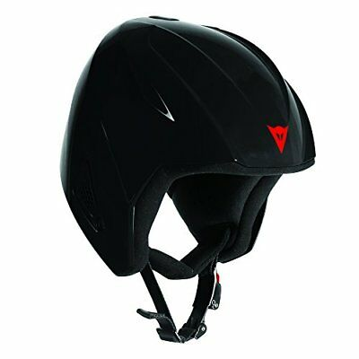 Dainese Snow Team Jr Evo Casco da Sci, Nero, JL (A1s)