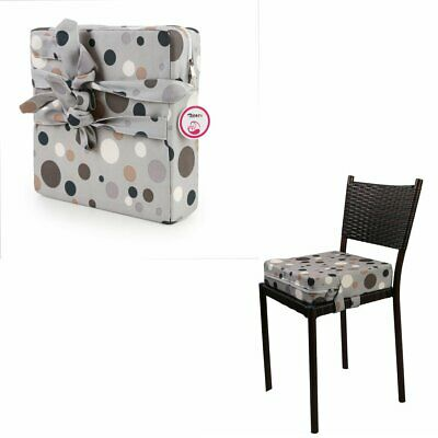Baby Kids Increased Soft Chair Seat Highchair Mats Dining Booster Cushion Pad
