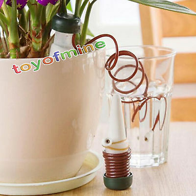 Automatic Watering Drip Spike Flower Plant Indoor Irrigation Tool System Useful