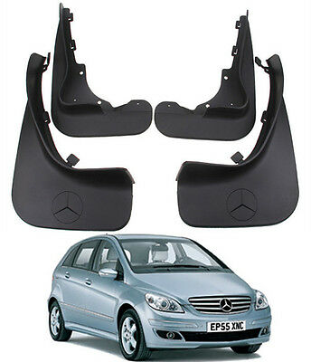 OEM Splash Guards Mud Guards Mud Flaps For 2006-2011 Mercedes Benz B Class W245