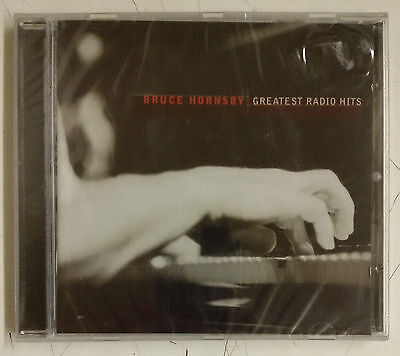 Bruce Hornsby Greatest Radio Hits CD Europa 2003