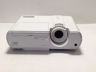 Mitsubishi Xd221U Lcd Projector Used Unknown Lamp Hours Spotty Pixel | Ref:1006