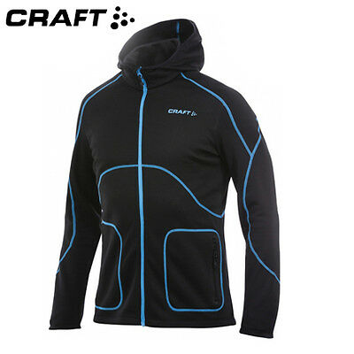 CRAFT - ACTIVE Herren Full Zip Hoody Kapuzen-Fleecejacke