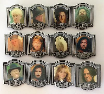 Harry Potter Pin Badge Collection Lot 12 Bulk Items Rare (M8)