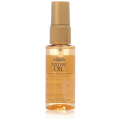Huile Mythic Oil L'oreal Professionnel Format Voyage / Travel Size 45 Ml