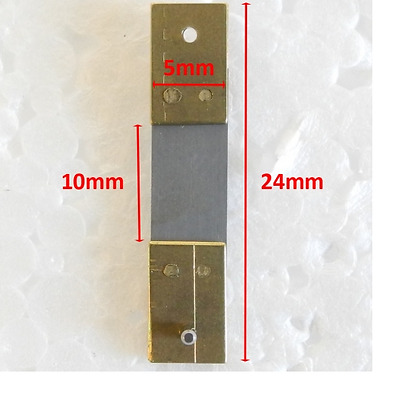 CLOCK SUSPENSION SPRING TOP QUALITY STEEL BRASS 24mm x 5mm x 10mm PARTS - CS5829