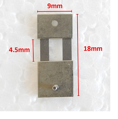 CLOCK SUSPENSION SPRING TOP QUALITY STEEL 18mm x 4.5mm x 9mm PARTS - CS585
