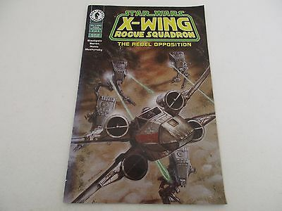 STAR WARS X-WING ROGUE SQUADRON THE REBEL OPPOSITION N°2 - VO Dark Horse Comics