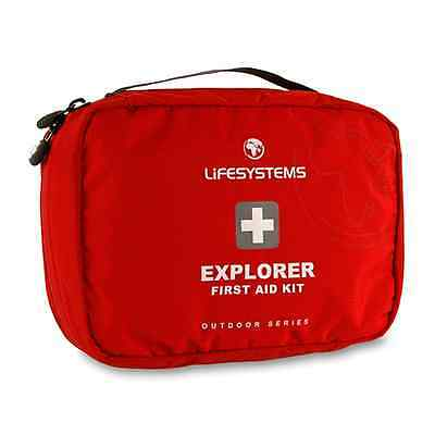 Lifesystems Explorer First Aid Kit RRP £26.99