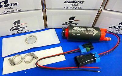 Aeromotive 11540 340 LPH Stealth In Tank Electric Fuel Pump Center Inlet E85