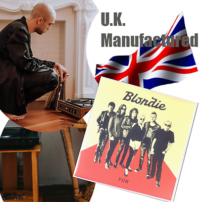 "100 7"" Inch 450 Gauge Vinyl Plastic Polythene Record  Sleeves/ 45rpm For Singles"