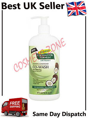 Palmer's Coconut Oil Formula Co-Wash Cleansing Conditioner 473ml (Free Postage)