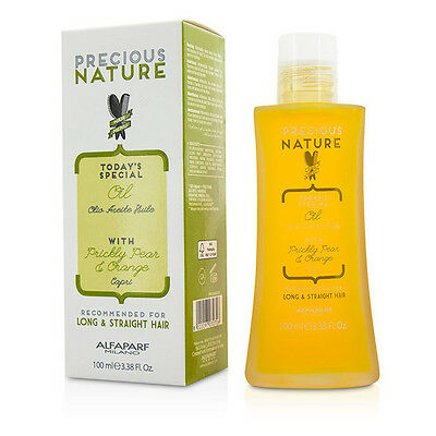 Alfaparf Precious Nature Long & Straight Hair Oil 100ml