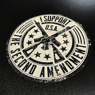 Support Second Amendment - Sticker