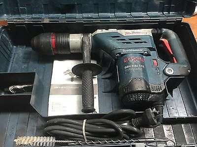 Bosch Rotary Hammer with SDS-max GBH 5-40 DCE Professional