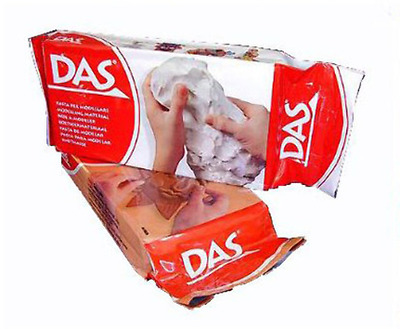 Das Air Drying Clay - Modelling Clay - 1kg