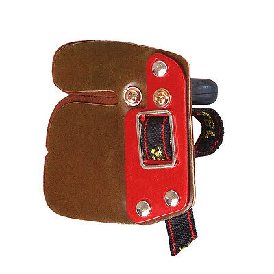 Cartel Finger Tab Protective Fingertab Cordovan Leather CR-306