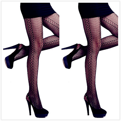 New Hosiery Sheer Pantyhose Plus Size Women Stockings Nylon Hold Up Socks Tights