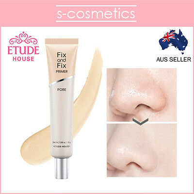[ETUDE HOUSE] Fix And Fix Pore Primer - Makeup Foundation Face