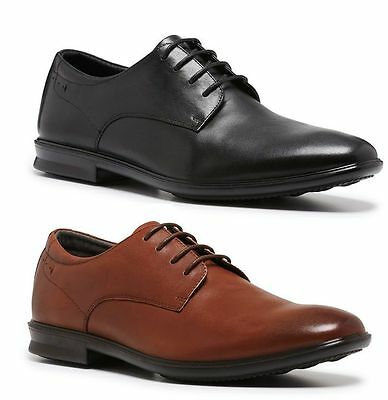 Mens HUSH PUPPIES CALE LACE UP FORMAL/DRESS/WORK/LEATHER SHOES