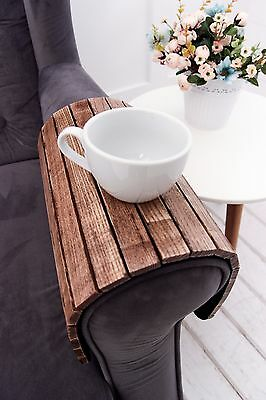 Fine Sofa Arm Tray Couch Arm Table Wood Coffee Tray Armchair Side Spiritservingveterans Wood Chair Design Ideas Spiritservingveteransorg