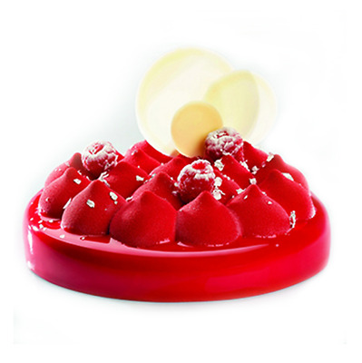 3D Silicone Cream Mold Baking Tools For Cakes Chocolate Brownie Mousse
