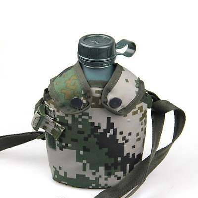 Military Surplus Chinese Army PLA 2L Type 10 Water Bottle